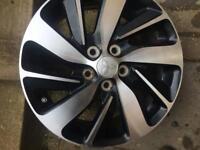 Mitsubishi PHEV alloys
