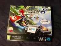 Wii U Mario Kart 8 Premium Pack 32GB Black