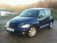 CHRYSLER PT CRUISER 10 MONTHS MOT FULL SERVICE HISTORY IMMACULATE CONDITION