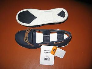 WOMENS CROCS - Beach Line Boat Shoe Style (size 8) -  GREAT DEAL St. John's Newfoundland image 1