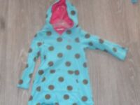 Spotted dress 3-4yrs