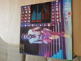 Adam Ant Hand Signed Copy of Friend or Foe