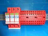 J & P P-vms 600 Protezione Contro Fulmine Scaricatore Elettrico -  - ebay.it