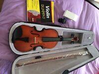 Like new Full size violin