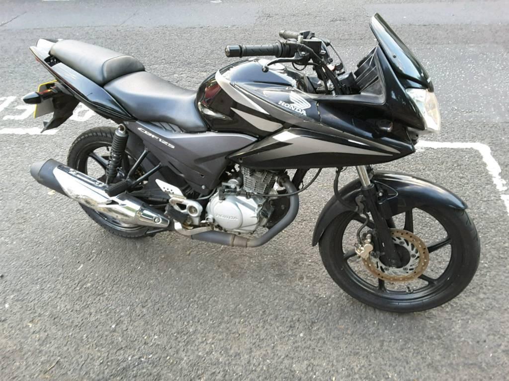 Honda cbf 125 only 799 no offers