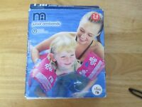 MOTHERCARE Junior Armbands 2-6 Years ***AS NEW, STILL IN BOX***