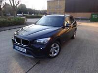 BMW X1 Sdrive18d SE (black) 2013