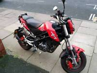 Benelli tmt 125cc for sale ono
