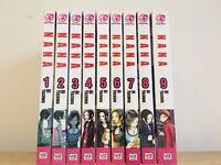 Nana Volumes 1-9