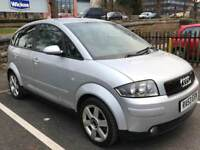 2004 AUDI A2 1.6 FSI * 5 DOOR * PETROL * VERY LOW MILES* *FSH * 1 OWNER FROM NEW * PX * DELIVERY