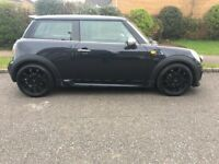 2008 Mini Cooper 1.6 with John Cooper Works Body Kit and Wheels