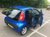 Peugeot 107 LOW millage not (Toyota aygo or citron c1)