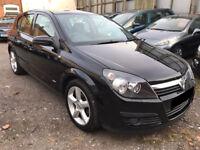 Vauxhall Astra 1.8 i 16v SRi 5dr - 2006, 1 Owner From New, 12 Months MOT, 6 Services, x2 Keys, £1895