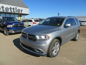 2015 Dodge Durango Limited AWD REAR DVD!  COMMAND START!