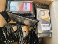 Box of apple iPhone 12 Pro Max cases
