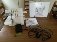 Singer Thread Overlock - Hardly Used