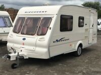 Bailey Discovery 4-5 Berth !!! 2002 Year + Awning !!!