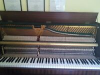 Upright piano , Kemble. Old make good condition
