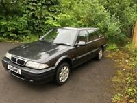 Rover 420 Gsi Tourer - A real head turner