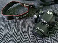 Canon EF-S Zoom Lens 18-55mm - F/3.5-5.6