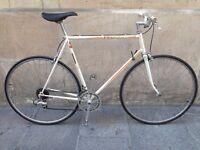 1983 Made in France Peugeot PH10 Carbolite 103 Vintage Road Racing City Bike - Size 58 - 12 Speeds