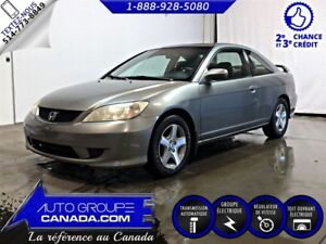 2005 Honda Civic Coupe 2dr Si-G Auto