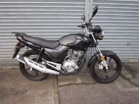 2015 LEXMOTO ZSF 125 MOTORCYCLE - ONE OWNER - IMMACULATE !!!