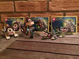 Lego Chima.