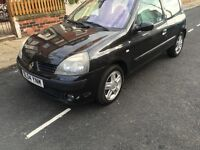 Renault Clio 2004 cheap £295ono