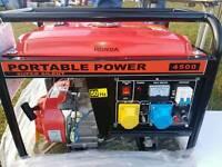 Honda silent petrol generator