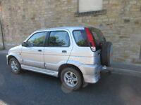 Diahatsu Terios SL 4WD