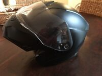 XL full face motorbike helmet