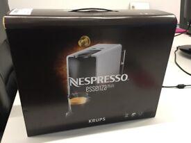 Brand New Used Nespresso machine