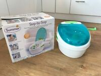 Summer Step-by-Step Potty Seat & Step Stool