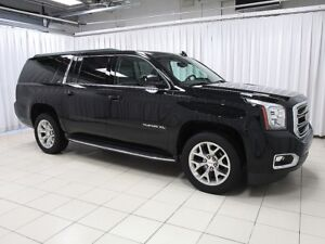 2016 Gmc Yukon XL SLT 4X4 SUV 8PASS - ONE OWNER OFF LEASE!