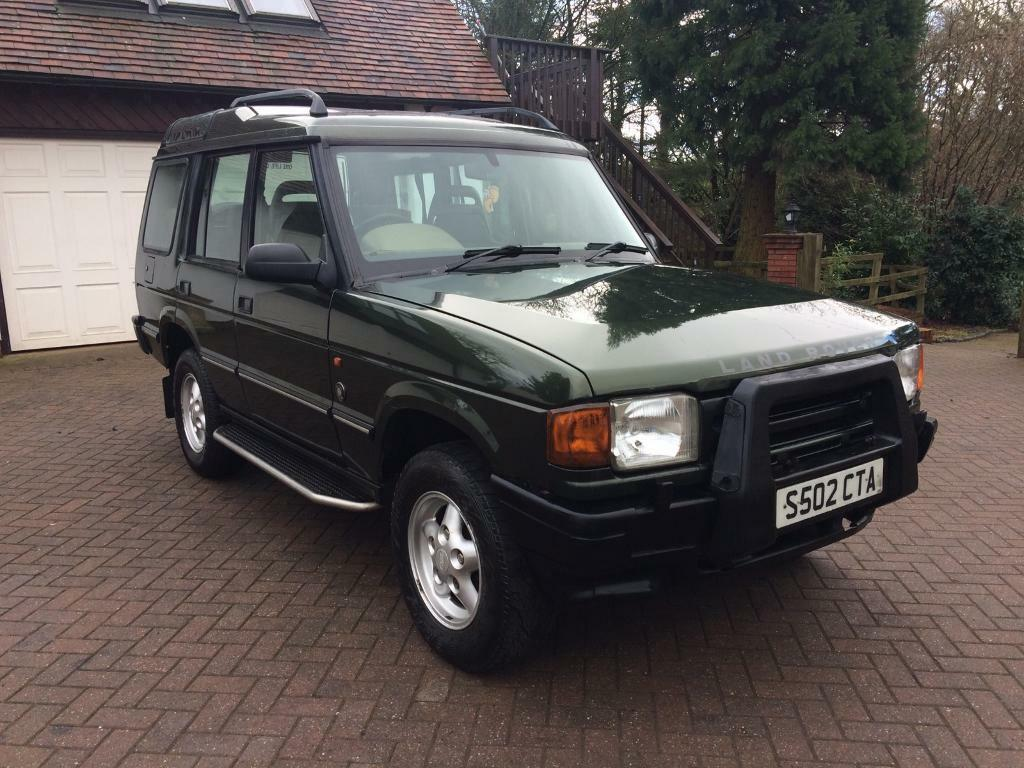 land rover discovery 300 tdi safari in wombourne west midlands gumtree. Black Bedroom Furniture Sets. Home Design Ideas