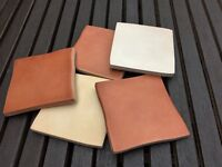 New Wall Tiles. 3 Different colours. Cream, beige and tan. 10cm x10cm