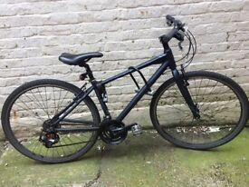 Dark Blue Bicycle Unisex - Lightweight Good Condition Bike