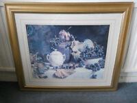 e10d5580278 Large Framed Print or Good Frame and Glass