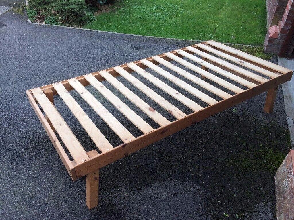 Single Foldaway Bed Frame In Corfe Mullen Dorset Gumtree