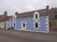 4 Bedroom House to rent in Buckie