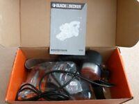NEW BOXED BLACKER & DECKER BELT SANDER