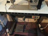 Brother industrial sewing machine used
