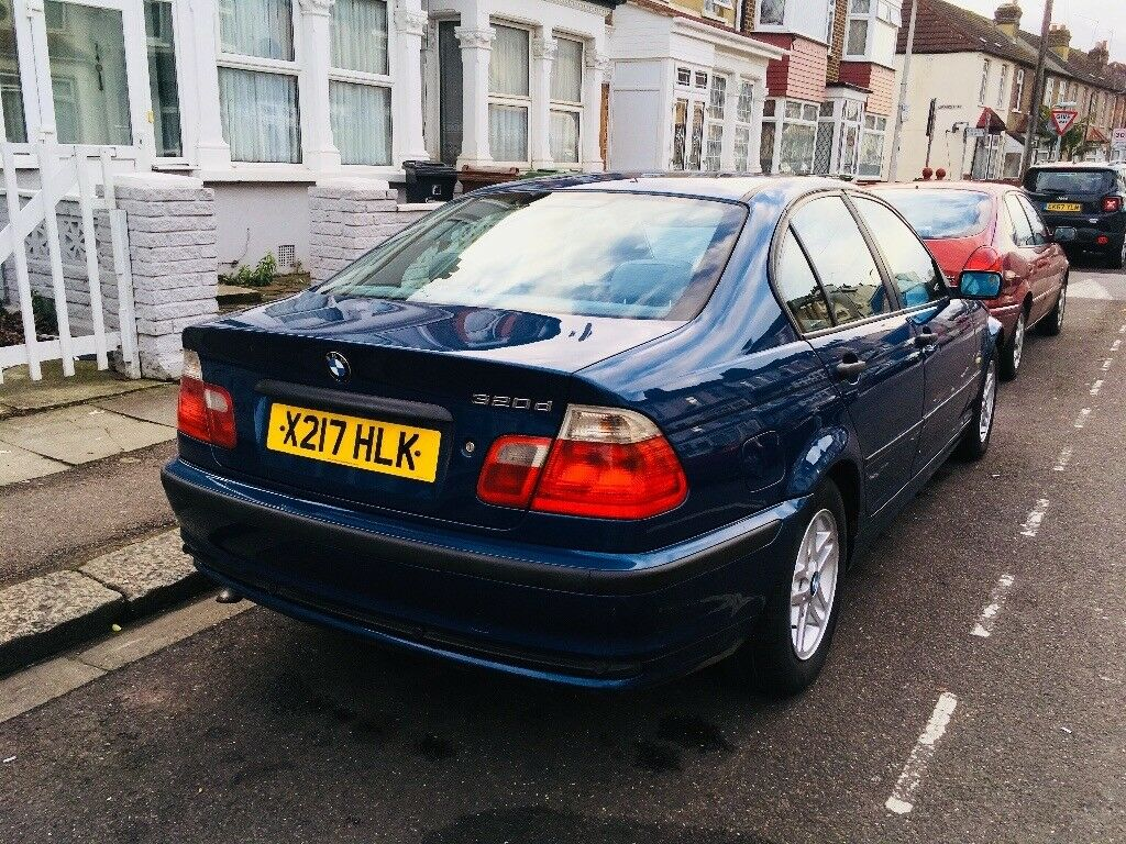 bmw 3 series 320d diesel sport 2001 in ilford london. Black Bedroom Furniture Sets. Home Design Ideas