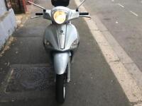 Piaggio Liberty Motorcycle Motorbike Moped