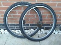 BICYCLE WHEELS 26 INCH