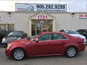 2010 Cadillac CTS 3.0L, Leather, WE APPROVE ALL CREDIT!