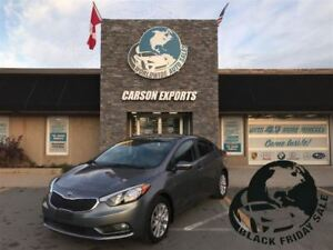 2015 Kia Forte LOOK LX! $110.00 BI-WEEKLY+TAX!