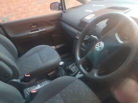 VW SHARAN 1.9 tdi 6 speed