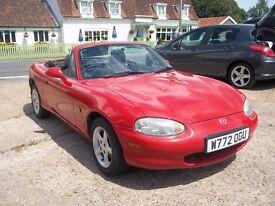 2000 Mazda Mx5 ** Convertible**